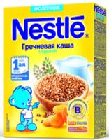 Купить Nestle гречневая с курагой каша молочная, 220 г, Детское питание