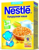 Купить Nestle Кукурузная каша молочная, 220 г, Детское питание