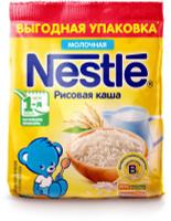 Купить Nestle рисовая каша молочная, 200 г, Детское питание