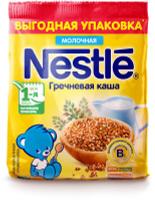 Купить Nestle гречневая каша молочная, 200 г, Детское питание