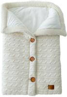 Купить Loom Конверт для новорожденного Classic цвет белый 45 х 75 см, Аксессуары для колясок