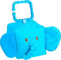 Купить Мякиши Развивающая игрушка Кубик ЗооМякиши Слоник, ФОКС, Развивающие игрушки
