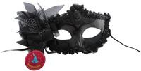 Купить Маска карнавальная Страна Карнавалия , цвет: черный, Маски карнавальные