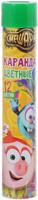Купить Centrum Набор карандашей Смешарики с точилкой 12 цветов