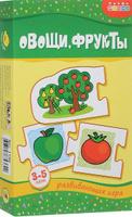 Купить Дрофа-Медиа Развивающая игра Овощи фрукты, Обучение и развитие