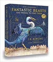 Купить Fantastic Beasts and Where to Find Them: Illustrated Edition, Фэнтези для детей
