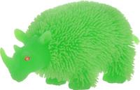 Купить 1TOY Антистрессовая игрушка Нью-Ёжики Носорог цвет зеленый, Развлекательные игрушки