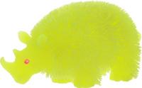 Купить 1TOY Антистрессовая игрушка Нью-Ёжики Носорог цвет желтый, Развлекательные игрушки