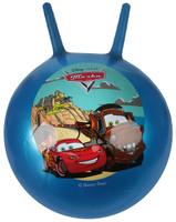 Купить Играем вместе Мяч-прыгунок Тачки с рожками цвет синий 45 см, Shantou City Daxiang Plastic Toy Products Co., Ltd, Батуты, попрыгуны