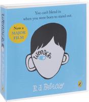 Купить Wonder (аудиокнига CD), Зарубежная литература для детей