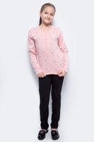 Купить Жакет для девочки Overmoon by Acoola Lylliya, цвет: розовый. 21210130011_1400. Размер 134, Одежда для девочек