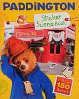 Купить Paddington: Sticker Scene Book, Зарубежная литература для детей