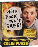 Купить This Book Isn't Safe!, Поделки, мастерилки, маски