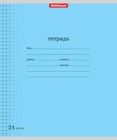 Купить Erich Krause Набор тетрадей Классика 24 листа в клетку 10 шт цвет голубой, Тетради