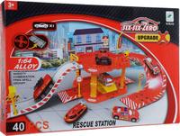 Купить Shantou Gepai Парковка Пожарная служба, Треки и парковки