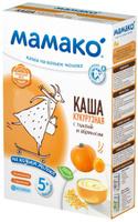 Купить Мамако каша кукурузная с тыквой и абрикосом на козьем молоке, 200 г, Детское питание