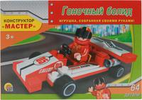 Купить Рыжий Кот Конструктор Гоночный болид, Guangdong Ausini Toys Industry CO., Ltd (Гуандонг Аусини Тойз Индастри Ko Лтд), Конструкторы