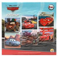 Купить Рыжий Кот Кубики Тачки Disney, Развивающие игрушки
