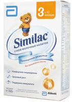 Купить Similak 3 смесь молочная с 12 месяцев, 350 г, Similaс, Заменители материнского молока и сухие смеси