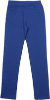 Купить Леггинсы для девочки Cherubino, цвет: темно-синий. CWJ 7620 (162). Размер 128, Одежда для девочек