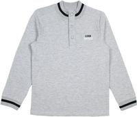 Купить Джемпер для мальчика Cherubino, цвет: серый меланж. CWJ 61720 (163). Размер 128, Одежда для мальчиков