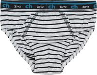 Купить Трусы-слипы для мальчика Cherubino, цвет: серый меланж, черный. CAJ 1407. Размер 146, Одежда для мальчиков