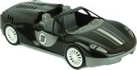 Купить Zebratoys Спортивный Кабриолет цвет черный, Первые игрушки