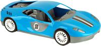 Купить Zebratoys Спортивный автомобиль цвет синий, Первые игрушки