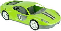 Купить Zebratoys Спортивный автомобиль цвет зеленый, Первые игрушки