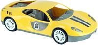 Купить Zebratoys Спортивный автомобиль цвет желтый, Первые игрушки