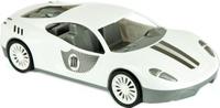 Купить Zebratoys Спортивный автомобиль цвет белый, Первые игрушки
