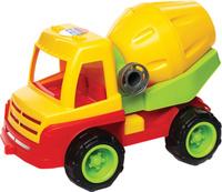 Купить Zebratoys Бетоновоз Constructor, Первые игрушки