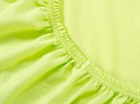 Купить Mirarossi Простыня на резинке Ninna Nanna цвет зеленый 60 см х 120 см х 15 см, Постельное белье