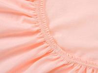 Купить Mirarossi Простыня на резинке Ninna Nanna цвет розовый 60 см х 120 см х 15 см, Постельное белье