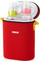 Купить Farlin Термосумка для бутылочек на 2 бутылочки цвет красный, Farling Industrial Co., Ltd, Термосумки, термосы, ланчбоксы