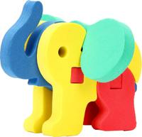 Купить Бомик Мягкий конструктор Слон