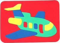 Купить Бомик Пазл для малышей Самолет
