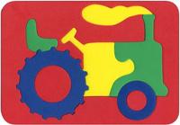 Купить Бомик Пазл для малышей Трактор