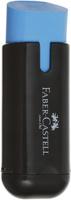 Купить Faber-Castell Ластик с точилкой цвет голубой 183703, Чертежные принадлежности