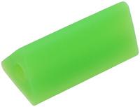 Купить Faber-Castell Ластик-манжетка флуоресцентный цвет зеленый 185213, Чертежные принадлежности