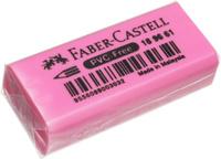 Купить Faber-Castell Ластик флуоресцентный цвет розовый 189661, Чертежные принадлежности