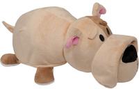 Купить 1TOYМягкая игрушкаВывернушка 2в1 Оранжевый кот-Бульдог 35 см, Мягкие игрушки