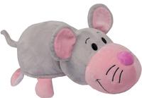 Купить 1TOYМягкая игрушкаВывернушка 2в1 Розовый кот-Мышь 35 см, Мягкие игрушки