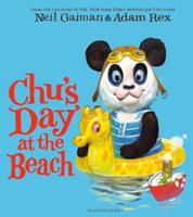 Купить Chu's Day at the Beach, Зарубежная литература для детей
