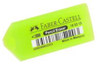 Купить Faber-Castell Ластик-манжетка флуоресцентный цвет салатовый 185213, Чертежные принадлежности