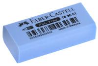 Купить Faber-Castell Ластик флуоресцентный цвет голубой 189661, Чертежные принадлежности