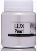 Купить Luxart Краска акриловая LuxPearl цвет белый перламутровый 80 мл, Краски
