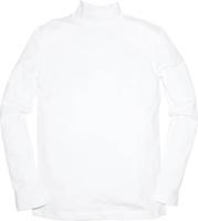 Купить Водолазка для девочки Let's Go, цвет: белый. 614. Размер 152, Одежда для девочек