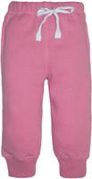 Купить Брюки спортивные для девочки Let's Go, цвет: розовый. 10149. Размер 74, Одежда для новорожденных