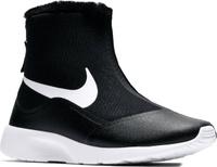 Купить Полусапоги для девочки Nike Tanjun High (GS), цвет: черный. 922869-005. Размер 4, 5 (35, 5), Обувь для девочек